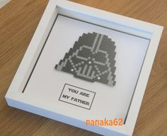 geek crafts diy ~ geek crafts - geek crafts diy - geek crafts to sell Hama Beads, Geek Gifts For Him, Diy Cadeau, Beading For Kids, Iron Beads, Paper Crafts Origami, Happy Birthday, Geek Crafts, Fathers Day Crafts