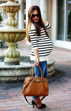 Pregnancy style and fashion