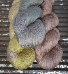 50% baby camel / 50% silk by Kettle yarn