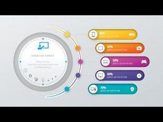 (8) Design Workflow Layout, Annual Report, Business slide in Microsoft Office PowerPoint PPT - YouTube