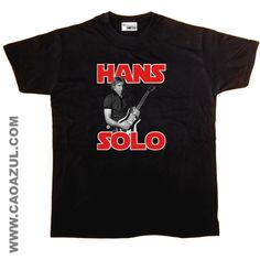 HANS SOLO - t-shirt
