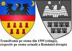 FOTO Românii din Transilvania, nereprezentaţi pe stema actuală a ţării ca acum 400 de ani | adevarul.ro