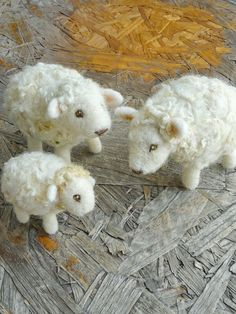 I love sheep!