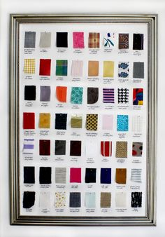 Swatch and Learn: Fashioning a DIY Fabric Library�|�Julianne Murrell