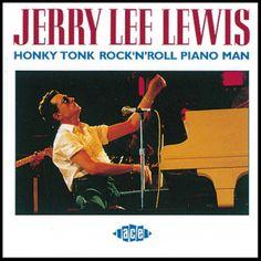 Honky Tonk & Rock & Roll Piano Man (CD)