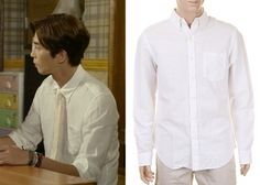 "Shin Sung-Rok 신성록 in ""Trot Lovers"" Episode 8.  Banana Republic Linen Shirt #Kdrama #TrotLovers 트로트의연인 #ShinSungRok"