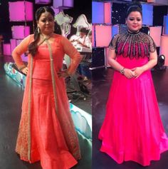 Bharti Singh 8 Plus Size Television Actresses Who Have Proved That Flab Is Fabulous - BollywoodShaadis.com