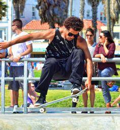 skate board park ,Venice beach