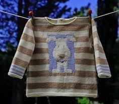 06b-baby - roupa para bebê em tricô