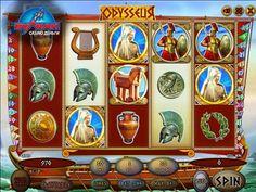 Казино Вулкан играть на реальные деньги на игровом автомате Odysseus