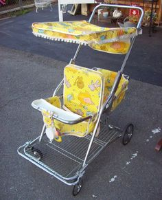 1977 Strolee stroller.I had this for my girl's!