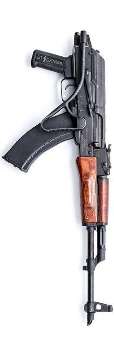 AK by Stickman.