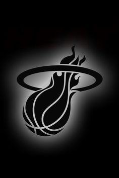 Miami Heat Alternate Logo Back in Black Uniform) Miami Heat Basketball, Mvp Basketball, Basketball Stuff, Miami Heat Logo, Stephen Curry Wallpaper, Heat Team, Lakers Wallpaper, Basketball Tattoos, Flash Tv Series