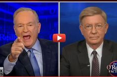 WATCH: Youre A Hack! Bill OReilly Throws Epic Hissyfit. Has Catfight Live On Fox News (VIDEO)