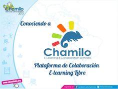 "Presentación: ""Conociendo a Chamilo Plataforma de Colaboración E-learning Libre"" de Linda Martinez"