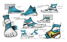 Nike Basketball KD on Behance