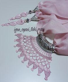 Fashion and Lifestyle Piercings, Moda Emo, Crochet Earrings, Create, Lace, Jewelry, Istanbul, Arkansas, Fantasy