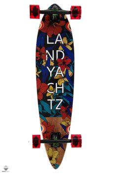 Longboard Landyachtz Floral
