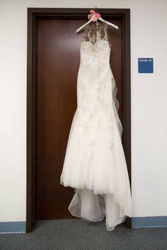 Tanea and CJ  #wedding #weddingdress