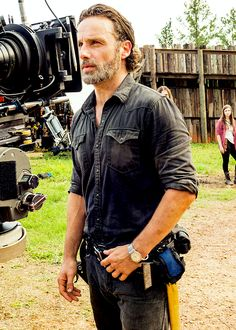 This is a fan network dedicated to the incredibly talented and incomparable Andrew Lincoln.) our tag assembly of andy! Beautiful Person, Beautiful Men, Walking Dead Characters, The Walkind Dead, Ricky Dicky, Abraham Ford, Andy Lincoln, Glenn Rhee, Walking Dead Tv Show
