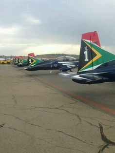 Silver Falcons South Africa