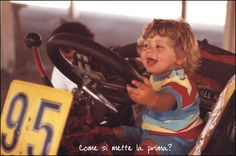 baby Valentino Rossi