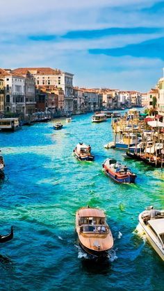 Venice italy wallpaperphone pinterest venice italy beautiful venice italy water boats blue horizion smartphone wallpaper and lockscreen hd check more at https voltagebd Images