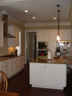 Kitchens on pinterest oil rubbed bronze stainless steel for 3 piece metal kitchen units