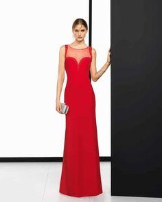 17ecf9aca3 Vestidos rojos de fiesta  más de 100 looks para impactar