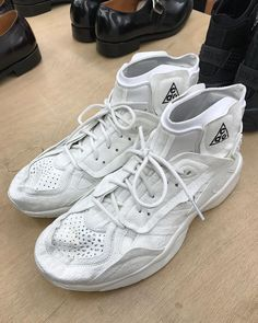 e0077441f32f3d COMME des Garcons x Nike Air Mowabb Collaboration First Look