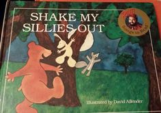 Children's Book Raffi Shake My Sillies Out 1987 in Books, Children & Young Adults | eBay