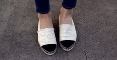chanel espadrilles, musthaves, chanel schoenen