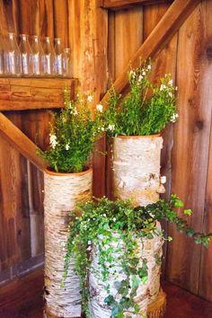 An amazing farm wedding with fun rustic wedding ideas and cute decorations.