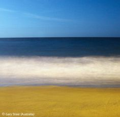 Seascape - Gary Steer - Wildlife Photographer of the Year 2007 : Creative Visions - Highly commended