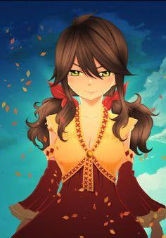 Zera, one of the fairies in Mavis heart