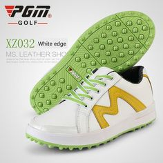 bf12eec43dc 2018 summer new PGM patented design golf shoes women s shoes anti-side skid  shoes breathable