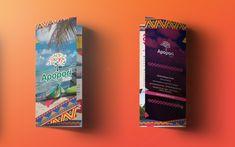 Brochure para tour a Perú realizado por la finca Apopori, Pereira