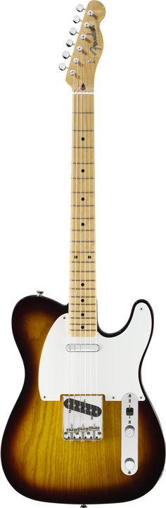 """Fender Telecaster - my """"go to"""" guitar. Love it!"""