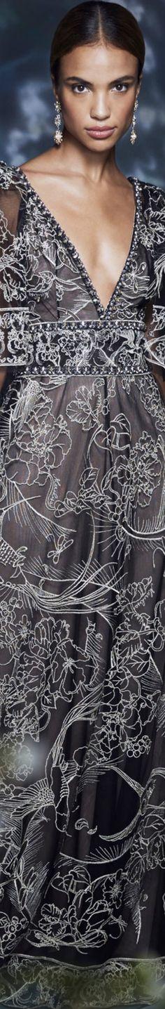 Marchesa Spring/Summer 2021 RTW Marchesa Spring, Spring Summer, Gowns, Couture, Elegant, Fashion Design, Dresses, Style, Vestidos