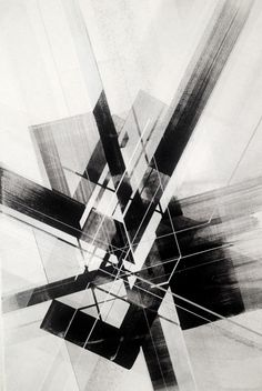 Nawer, Monochromatic 3 on ArtStack #nawer #art #available at 44309 STREET//ART GALLERY