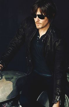 Norman Reedus... like how are you even real?? #inlove