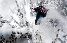Wolface the best face mask on snowboard #snowboarding Travis Rice