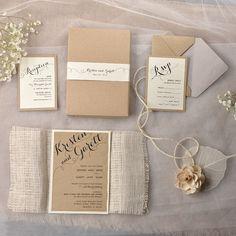 wedding invitation extras - Google Search