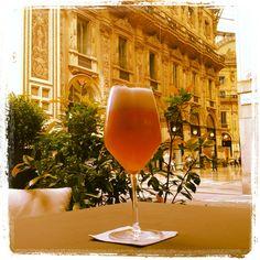 #Bellini_The Park #Bar #Milano, Park Hyatt Milan, Italy