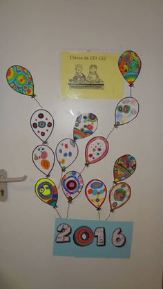 D co de porte on pinterest classroom door classroom for Idee decoration porte de classe