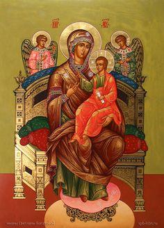 Галерея - Православные рукописные иконы в Санкт-Петербурге
