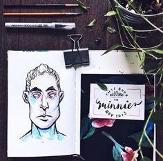 Third Eye, Gouache, Design Elements, Watercolor, Sketchbooks, Drawings, Illustration, Instagram Posts, Artworks