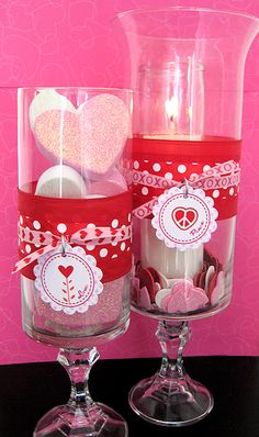 valentine's day cupcake packaging