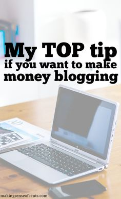 Scroll to the featured question in this post and you'll see Michelle's TOP tip when it comes to making money blogging. She makes over $50,000 a month!