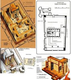 Templo de Herodes - Mapas Bíblicos